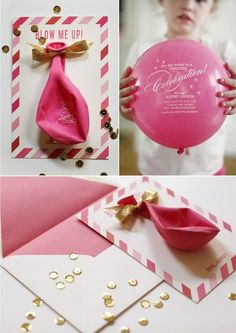 Creative Party Invitations8