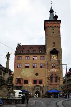 Wurtzburg - Allemagne
