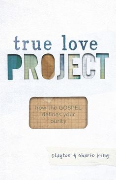 Great resource for teens, youth group leaders and young adults! Authors Clayton and Sharie King do a beautiful job intertwining biblical truths, physiological realities and social pressures to present a solid, life-giving teaching on sexual purity.
