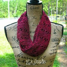 """""""Just to be Cute"""" Free Crochet Scarf!"""