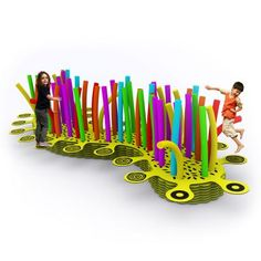 Commercial Outdoor Playground Equipment | Outdoor Playsets