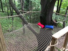 Tree house Netting from Factory to Installation | Pucuda Leading Edge