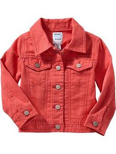 Denim Jackets for Baby