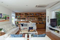 Ouriço Cozy Room, Common Area, Open Concept, Corner Desk, Small Spaces, Sweet Home, House, Living Room, Architecture