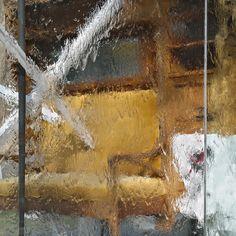 Homenatge a Picasso (1983), d'Antoni Tàpies.
