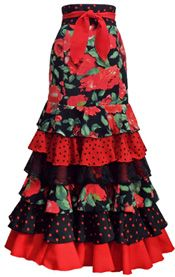 Flamenco Skirt, Mehndi Dress, African Print Fashion, Shirt Blouses, Fashion Dresses, Skirts, Outfits, Clothes, Gypsy Clothing