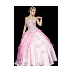 Moda Debutante Especial vestidos para festas de 15 anos ❤ liked on Polyvore