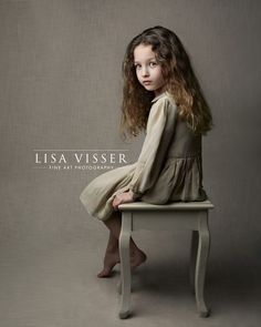 Fine Art Child Photography - Keira
