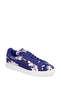 PUMA 'Suede Classic Tropicalia' Sneaker (Women) available at #Nordstrom