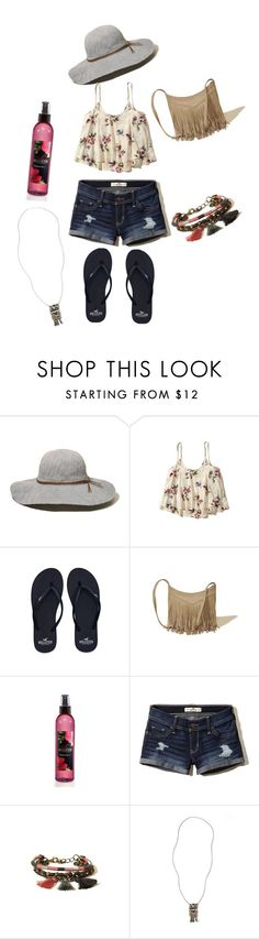 """""""Hollister"""" by emilyw123 ❤ liked on Polyvore featuring Hollister Co."""