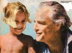 Marlon Brando Daught