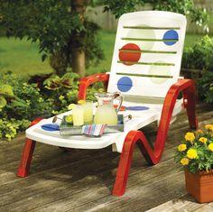 Painting plastic chairs on pinterest spray paint plastic - Alkemie blogspot com ...