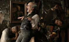 Count Olaf is the personification of somebody who refuses to grow up.