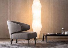 Moderne Sessel / von Rodolfo Dordoni ASTON Minotti