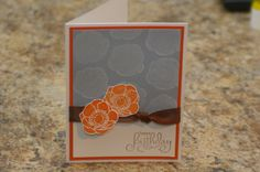 Friends Blooming by mayodino - Cards and Paper Crafts at Splitcoaststampers