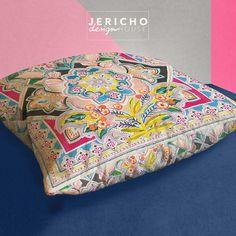 Allam Scarf + Alma Luxe Cotton Cushion - product image