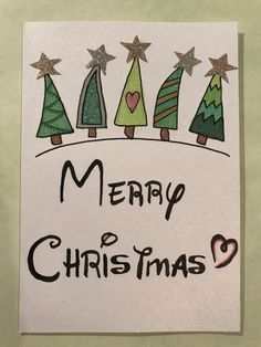 - # Christmas crafts - Quick, Easy, Cheap and Free DIY Crafts Christmas Decorations Drawings, Christmas Card Crafts, Xmas Cards, Kids Christmas, Holiday Cards, Watercolor Christmas Cards, Christmas Drawing, Watercolor Cards, Art Carte