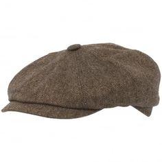 Beige Wool and Silk Stetson Hattera is made from premium wool and silk blend. Shop more Stetson at Stuarts London. Universal Works, Peaked Cap, Men's Hats, Flat Cap, Men's Wardrobe, Herringbone Pattern, Fashion Flats, Hats For Men, Stylists