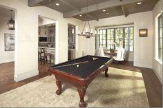 bar and billiards