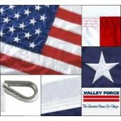 American Flag 8x12ft Sewn Nylon by Valley Forge Flag