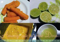 Maionese de cenoura (sem leite, ovo, soja) | Alergia a leite