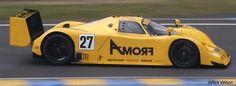 Le Mans 2012 - Group C Racing - cga race engineering - nissan r90ck - steve tandy