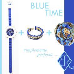 Blue obsession  www.missbrumma.com