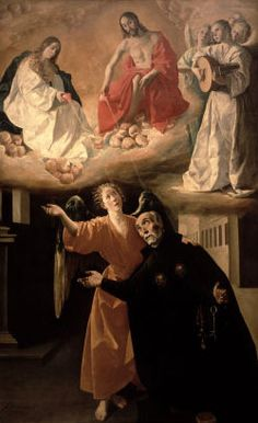 Saint Alphonsus Rodríguez, S.J. was a Spanish Jesuit lay brother. Feastday: October 30
