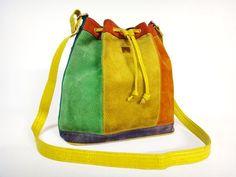 Vintage Handtaschen - PICARD Beuteltasche - 19 Euro