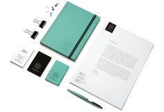 Herbacos - Canada - communicatie, reclame, webdesign corporate visual identity branding stationary business card letterhead notepad graphic logo design