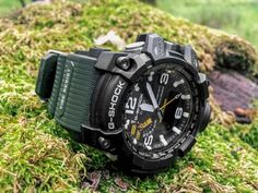 Casio G-Shock GWG 1000-1A3 Mudmaster Watch Review Wrist Time Reviews