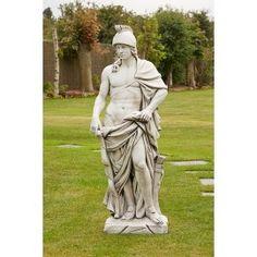 Border Stoneware – Marte, God of War statue
