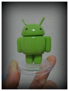 Android de biscuit / porcelana fria