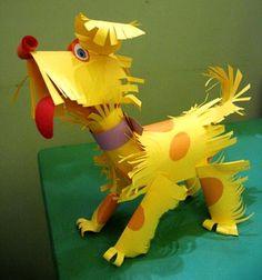 <h1>Paper crafts for kids</h1>