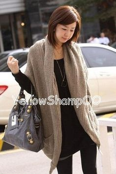 gorgeous loose cardigan sweater tan | eBay