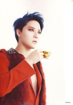 [HQ SCANS] XIA Junsu's 3rd album FLOWER Special Edition | JYJ3
