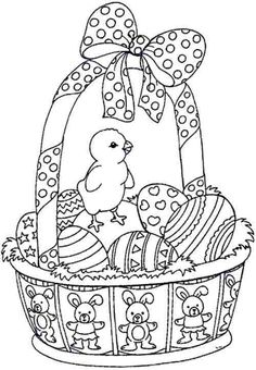if anyone really want to obtain the printable free colouring pages easter basket for girls