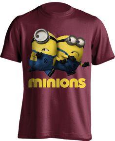 disney despicable me minions minion funny t-shirt unisex men women, Hause ideen