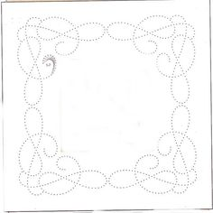 cartes brodees - Page 3 Embroidery Cards, Embroidery Patterns, Card Patterns, Stitch Patterns, Stitching On Paper, String Art Tutorials, Quilting Stencils, Sewing Cards, Parchment Craft