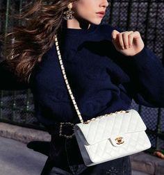 CHANEL ICONIC HANDBAG CAMPAIGN FILM #Chanel #Chanelbags #ChanelIconicBag