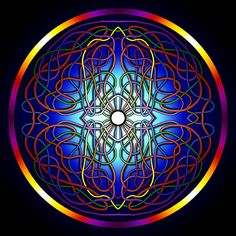 With the threads of our lives, we have one life, many paths, and one end ~ find peace