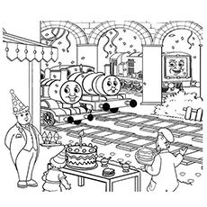 top 20 free printable thomas the train coloring pages online - Free Printable Thomas The Train Coloring Pages