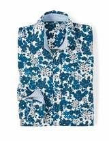 Indigo Floral Bloomsbury Printed Shirt