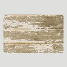 One of my favorite discoveries at WorldMarket.com: Barn Board Cushioned Floor Mat