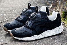 new concept 1a593 a5365 PUMA Trinomic Disc N Calm - Sneaker Freaker