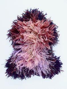 Manticore fur by At Swim-Two-Birds Manticore, Art Textile, Two Birds, Weaving Textiles, All Things Purple, Purple Rain, Color Combos, Color Inspiration, Color Patterns