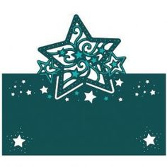 Crafter's Companion Die'sire Edge'ables Christmas - Star of Wonder