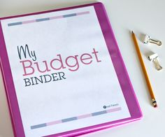 Do you use a budget binder? I recently posted my free printable budget binder, which includes everything I use to keep track of our finances. In order to make wise decisions with your money you need to be organized. Saving money and being financially responsible is not easy. Having a budget will help you to …
