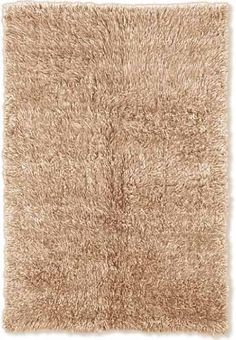 Linon Flokati 2Foot by 5Foot Rug 1400Gram Tan *** You can get more details by clicking on the image.