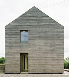 Ty Pren by Feilden Fowles #architecture